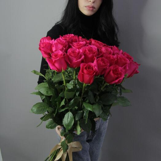 31 малинновая роза