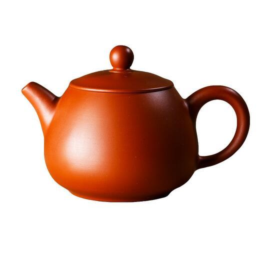 мастеровой чайник ручной работы, красная глина, 220 мл, Тайвань 1 шт