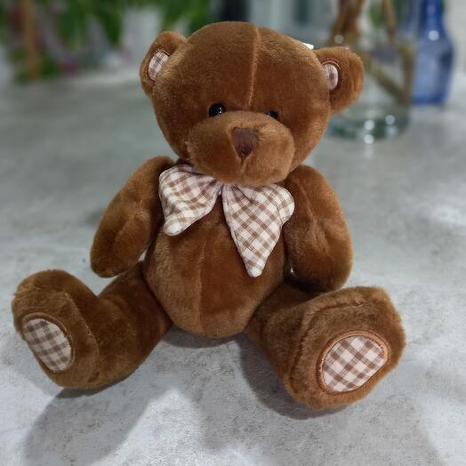 Медведь коричневый