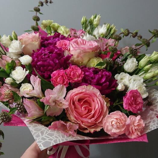 Pink Mazarin