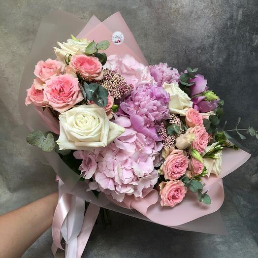 Роскошь розового