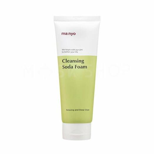 Пенка для умывания MANYO Deep Pore Cleansing Soda Foam