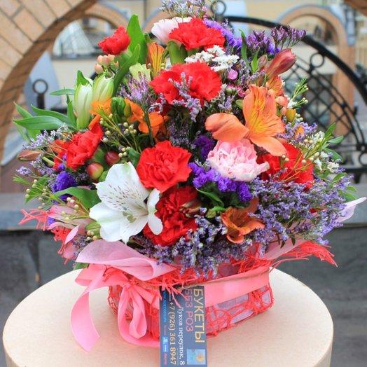 Вершина: букеты цветов на заказ Flowwow