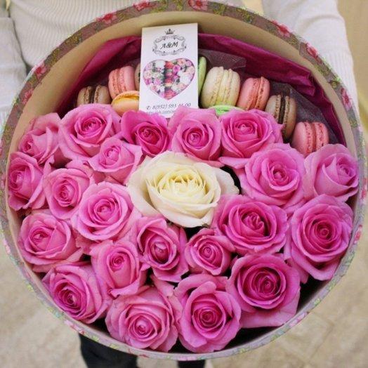 Микс 52: букеты цветов на заказ Flowwow
