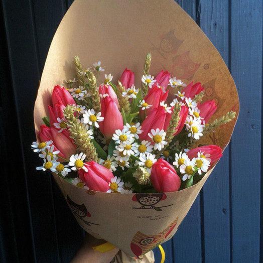 Майский (Букет 238): букеты цветов на заказ Flowwow