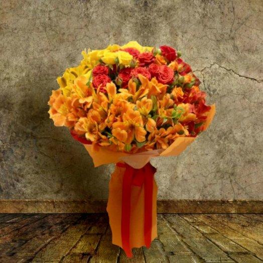 Даниела: букеты цветов на заказ Flowwow