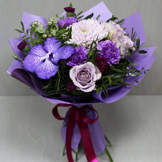 """Букет """"Элегантность"""": букеты цветов на заказ Flowwow"""