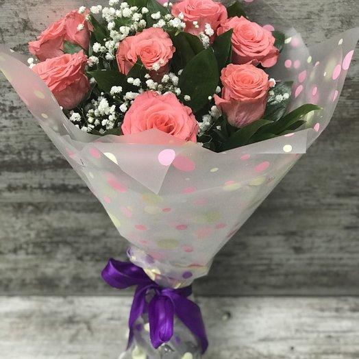 Букет 43: букеты цветов на заказ Flowwow