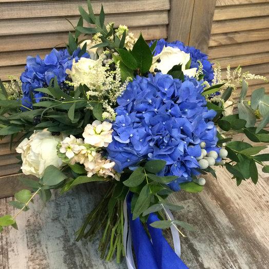 Очарование озер: букеты цветов на заказ Flowwow