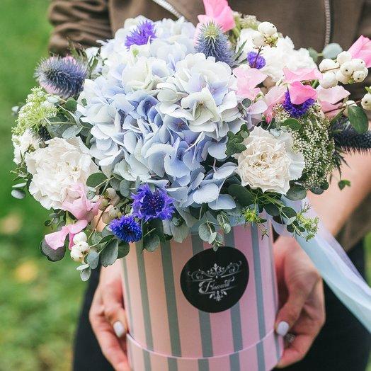 Волшебная гавань: букеты цветов на заказ Flowwow