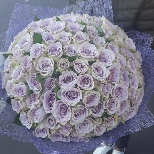 Вместо 1000 слов: букеты цветов на заказ Flowwow