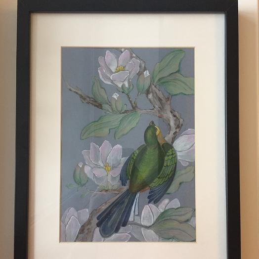 Зеленая птица: букеты цветов на заказ Flowwow