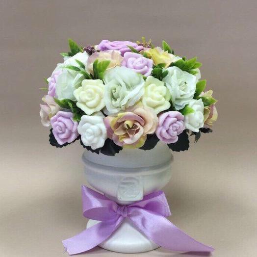 Аромакомпозиция: букеты цветов на заказ Flowwow