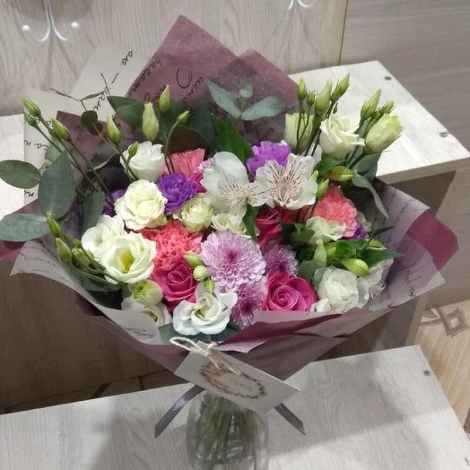 """Букет """"Моя родная"""": букеты цветов на заказ Flowwow"""