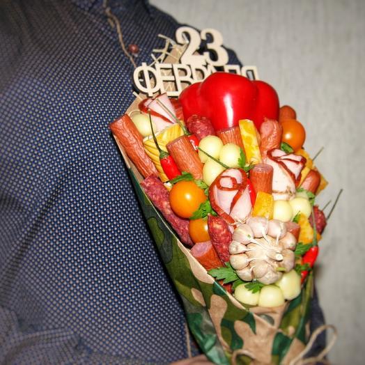 Литл Бро: букеты цветов на заказ Flowwow