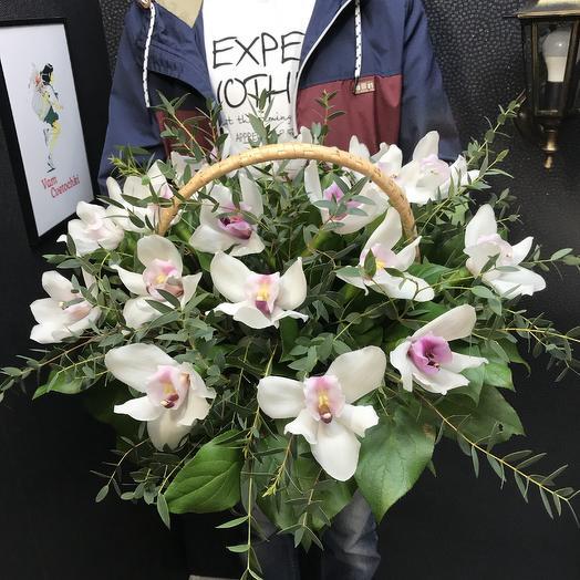 Белоснежная красавица: букеты цветов на заказ Flowwow