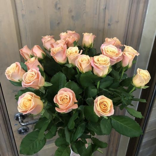 """Большой букет роз """"21 розочка"""""""