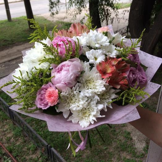 Летний Дар: букеты цветов на заказ Flowwow
