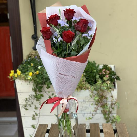 БУКЕТ ЭЛЕГАНТНЫЙ: букеты цветов на заказ Flowwow