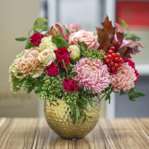 Композиция 07: букеты цветов на заказ Flowwow