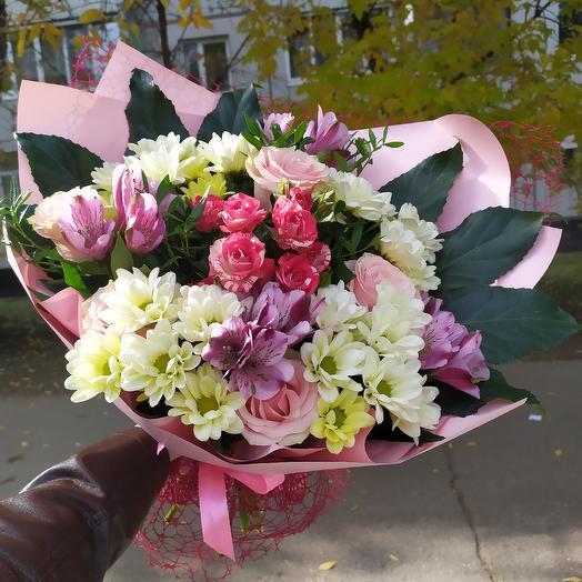 Звездный час: букеты цветов на заказ Flowwow