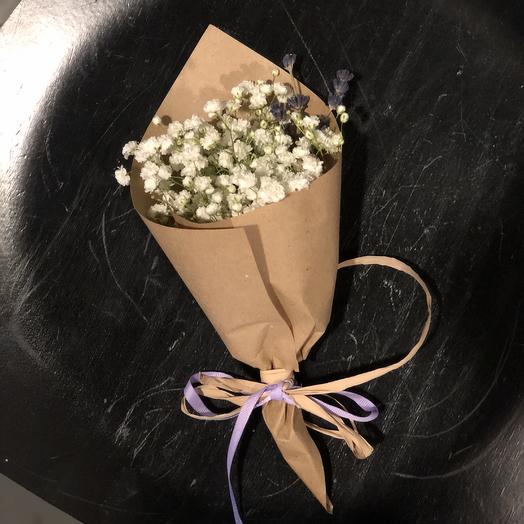 Большие чувства в маленьком букете: букеты цветов на заказ Flowwow