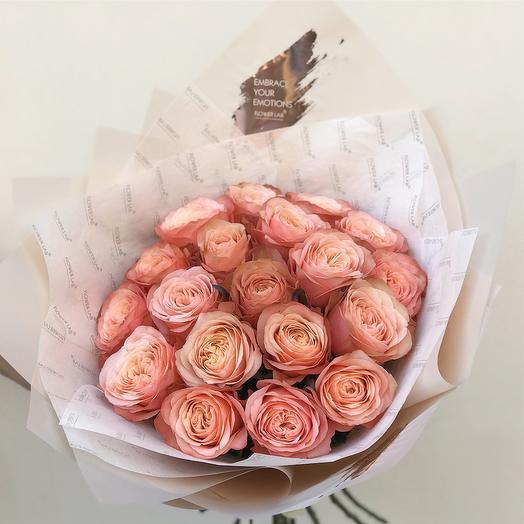 К3: букеты цветов на заказ Flowwow