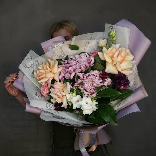 Виенна: букеты цветов на заказ Flowwow