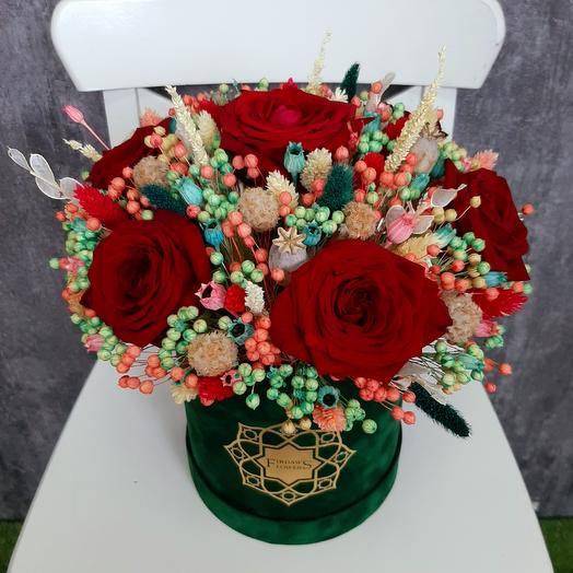 Королева гор: букеты цветов на заказ Flowwow