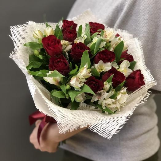 Тёплые чувства: букеты цветов на заказ Flowwow