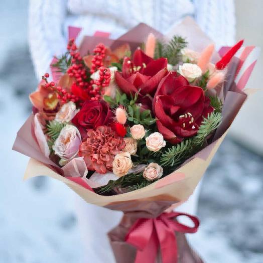 Тамила: букеты цветов на заказ Flowwow