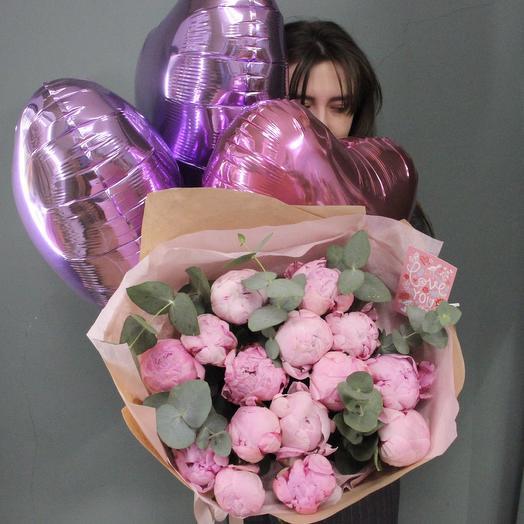 Сердцеед: букеты цветов на заказ Flowwow