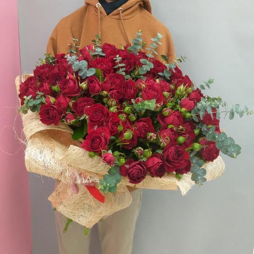 """Букет """"Особый случай"""": букеты цветов на заказ Flowwow"""
