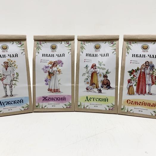 Иван-чай «Семейный набор»