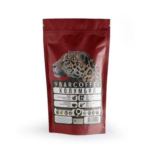 Кофе в зернах, Колумбия Андино, 250г: букеты цветов на заказ Flowwow