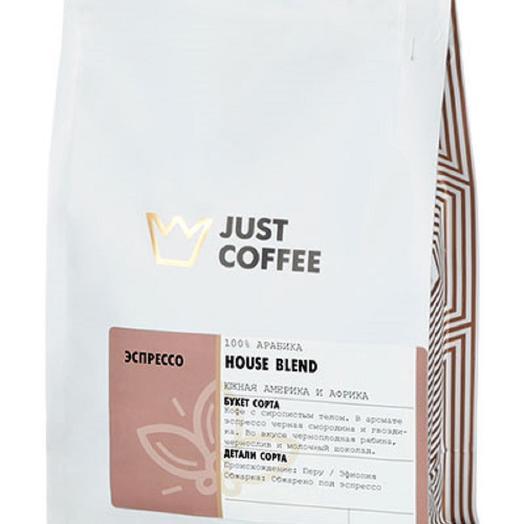 "Свежеобжаренный кофе ""House Blend"": букеты цветов на заказ Flowwow"