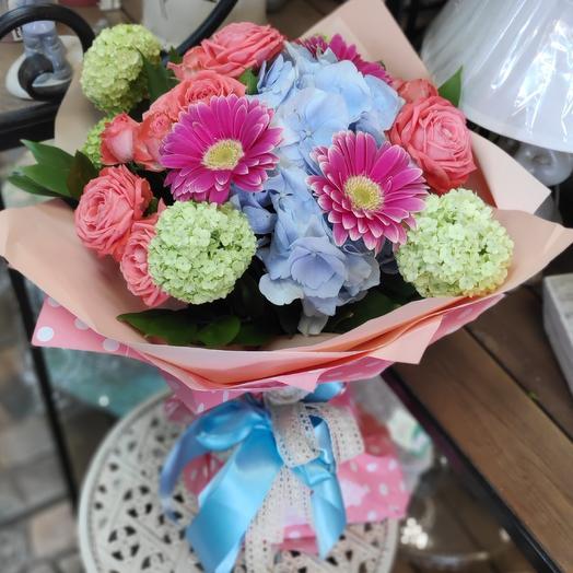 Букет Ламбада: букеты цветов на заказ Flowwow