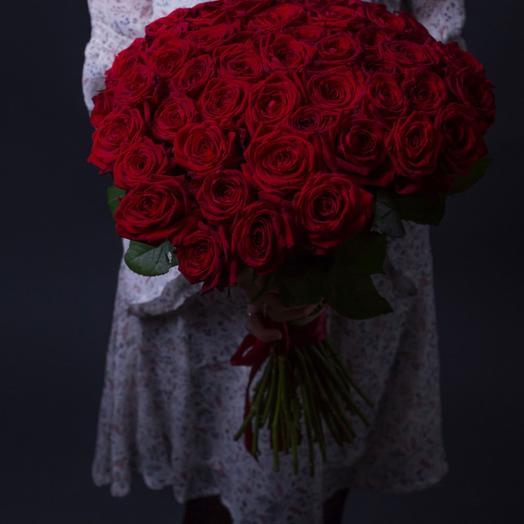 «Красные розы»