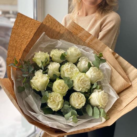Розы «мунстоун»