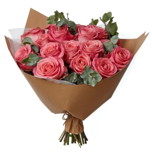 21 роза Hermoza