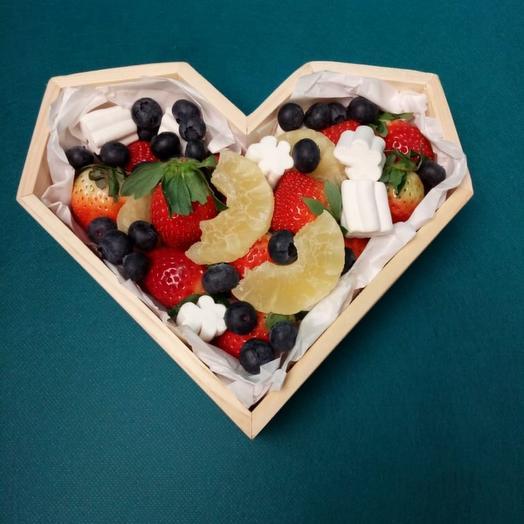 Вкусное сердце