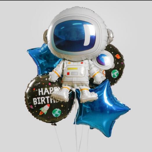 Набор шаров «космонавт»