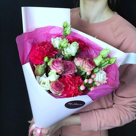 Букет Pink 4