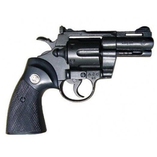 Револьвер Python II Magnum 357, США 1955 год (полноразмерная копия)