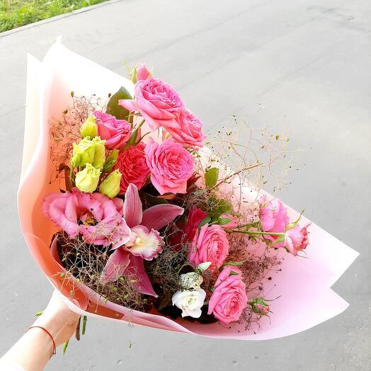 """Букет цветов """"Дыхание лета"""""""