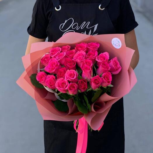 """25 роз """"Leyla"""""""