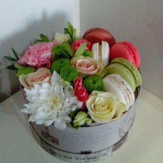 Сладкий очаровашка: букеты цветов на заказ Flowwow