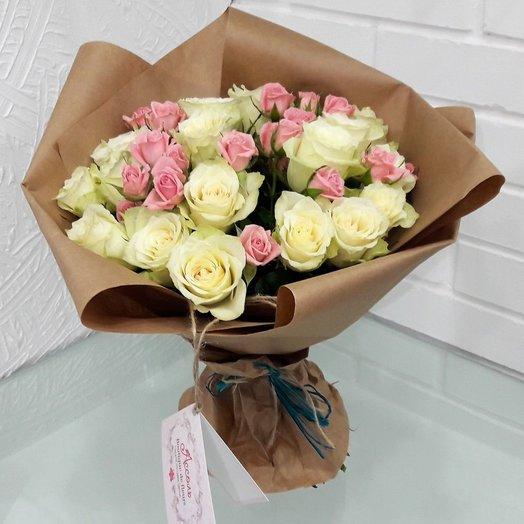 Произведение: букеты цветов на заказ Flowwow