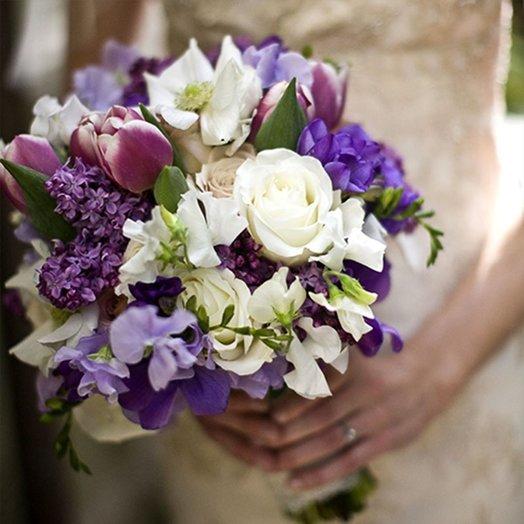 Букет невесты «Афродита»: букеты цветов на заказ Flowwow