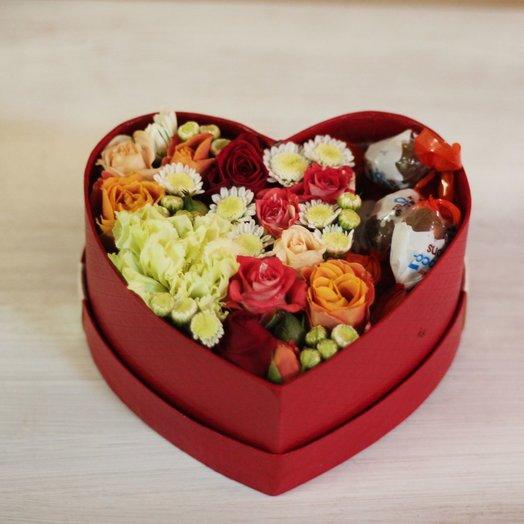 Choco F owers: букеты цветов на заказ Flowwow
